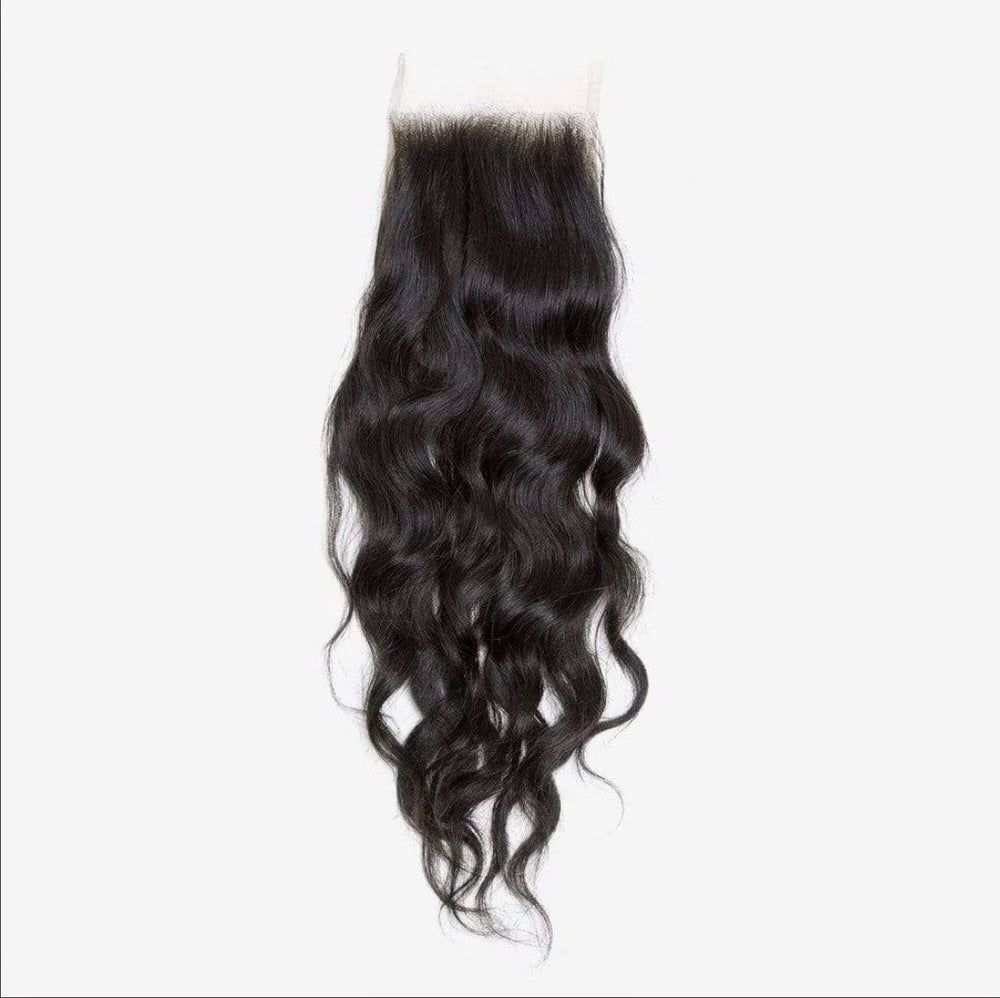 SHE Raw Naturally Wavy Lace Closure - Sheena's Hair Emporium