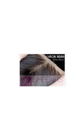 Virgin Indian Straight Silk Closure - Sheena's Hair Emporium