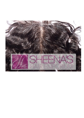 Load image into Gallery viewer, Virgin Indian Curly Silk Closure - Sheena's Hair Emporium