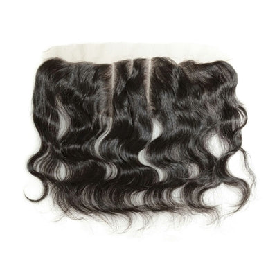 Virgin Indian Body Wave Lace Frontal