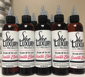 SHE HAIR & Scalp Growth Elixir - Sheena's Hair Emporium