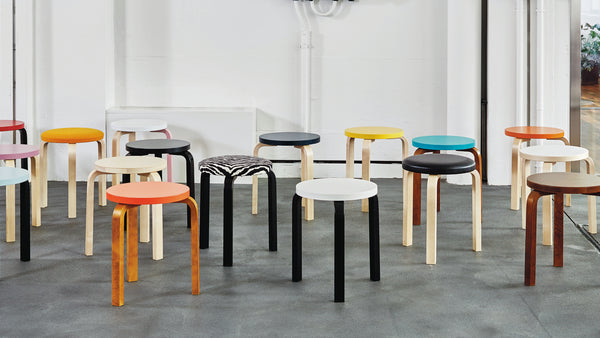 Timeless Design | Stool 60 | Artek