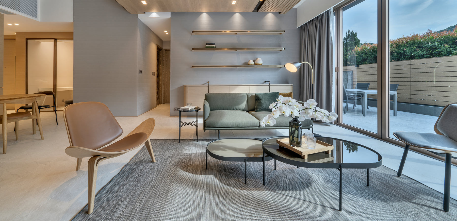 Comodo Interior Design Ltd. | Mount Pavilia | 2020