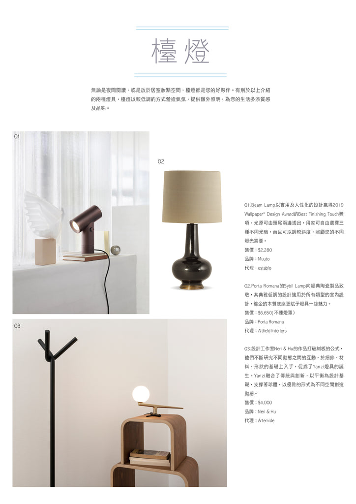 New House Interiors Digest - May 2019 (Muuto)