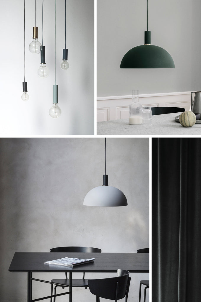 Ferm Living Collect lamp series