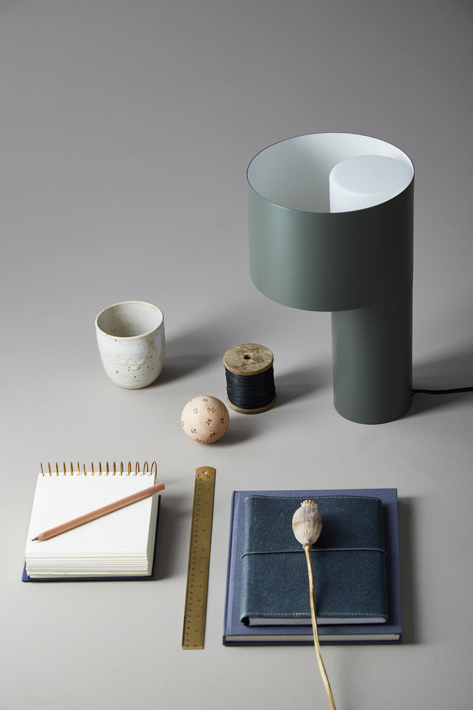 WOUD Tangent Table Lamp