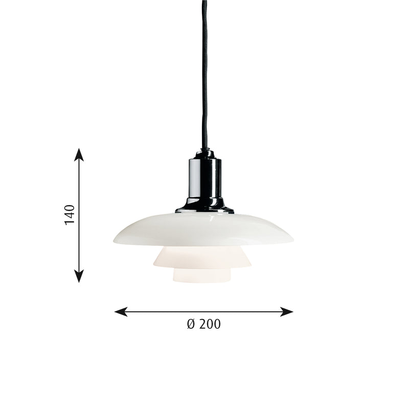 PH 2/1 Pendant | Outlet