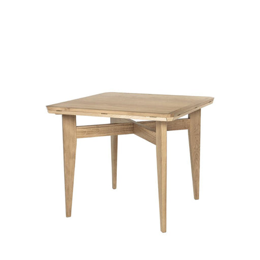 B-Table Dining Table - Pivoting Extendable Top