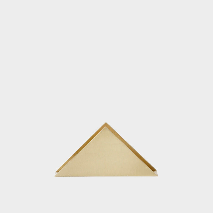 Brass Triangle Stand | Stock