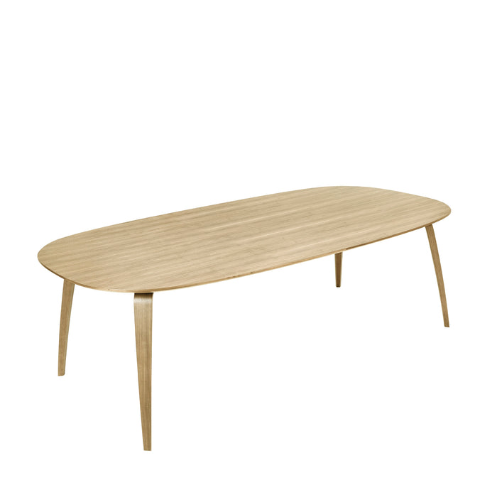 Gubi Dining Table - Elliptical