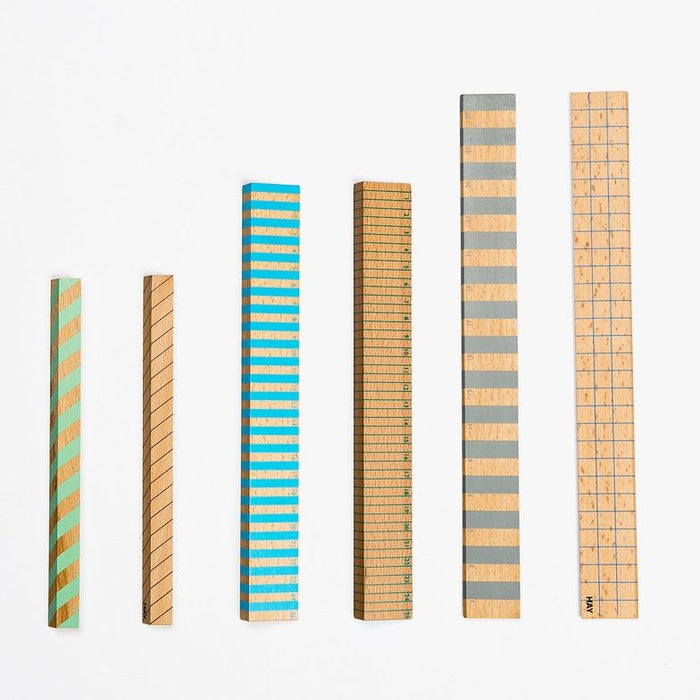 Wooden Ruler | Stock