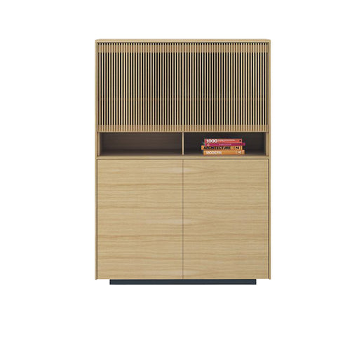 Malmo - Cabinet with Twig Door, Drawer