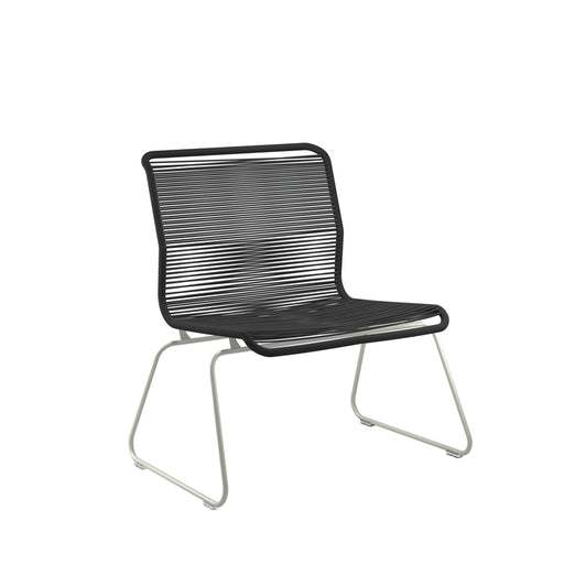 Panton One Lounge, Black | RS