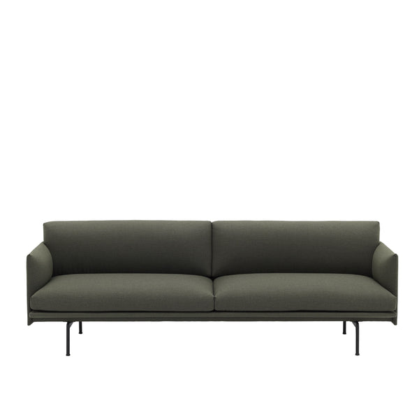 Outline Sofa 3-seater