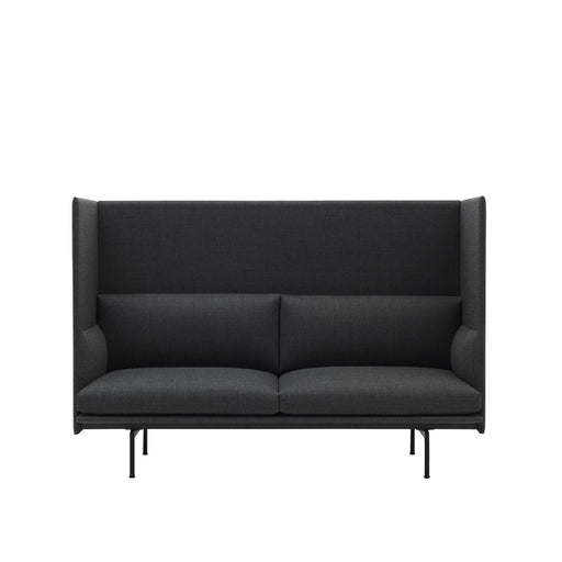 Outline Highback Sofa/ 2-seater