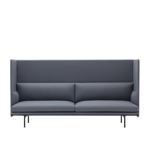 Outline Highback Sofa/ 3-seater