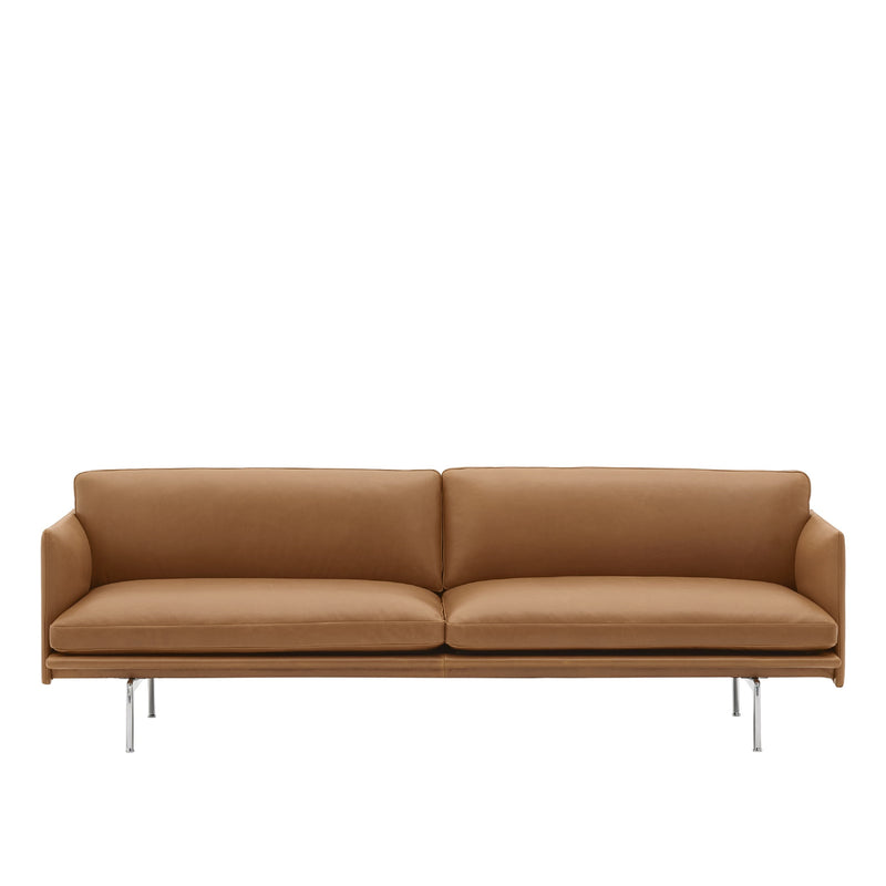 Outline Studio Sofa 220 cm