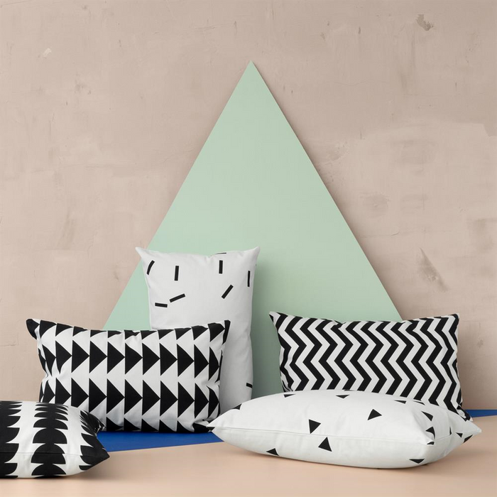Black Arrow Cushion