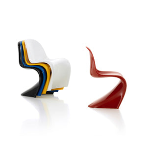 Miniatures Panton Chairs - Set of 5