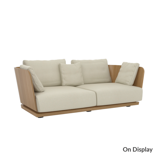 A. Cortese 2-Seater / Whitened Oak Beige (Field 232) Furniture
