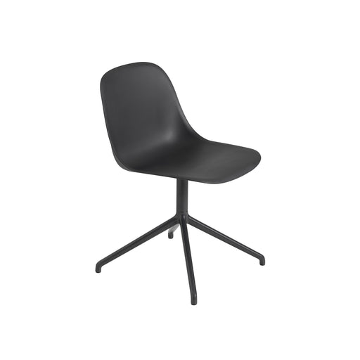 Fiber Side Chair - Swivel Base w. Return