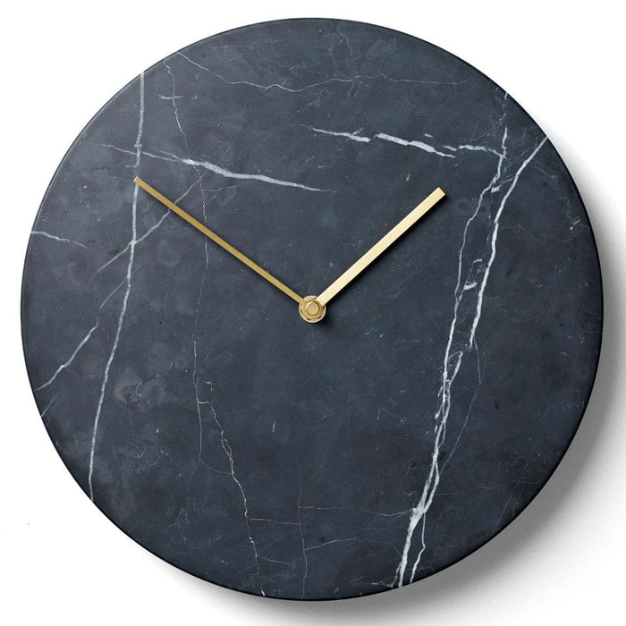 Norm Wall Clock - Marble