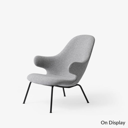 Catch Jh14 Lounge Chair Grey (Hallingdal 65/130) Furniture