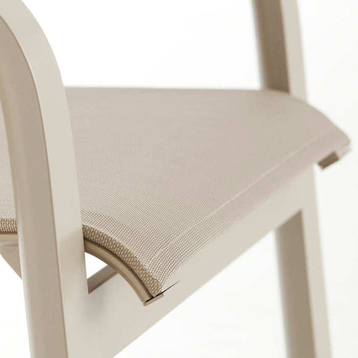 Stack Dining Club Armchair