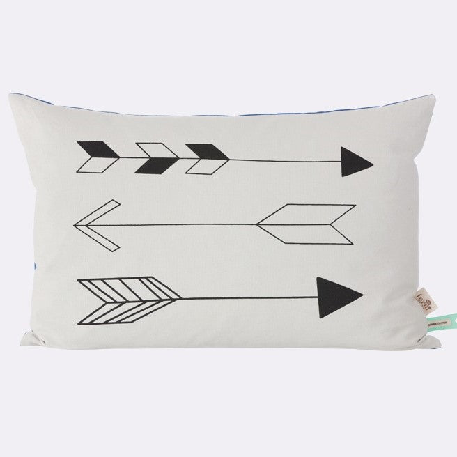 Native Arrow Cushion | Stock