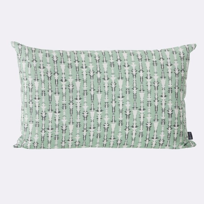 Vivid Cushion, Green | Stock