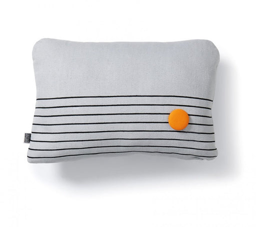 Radio Cushion, Grey | Stock