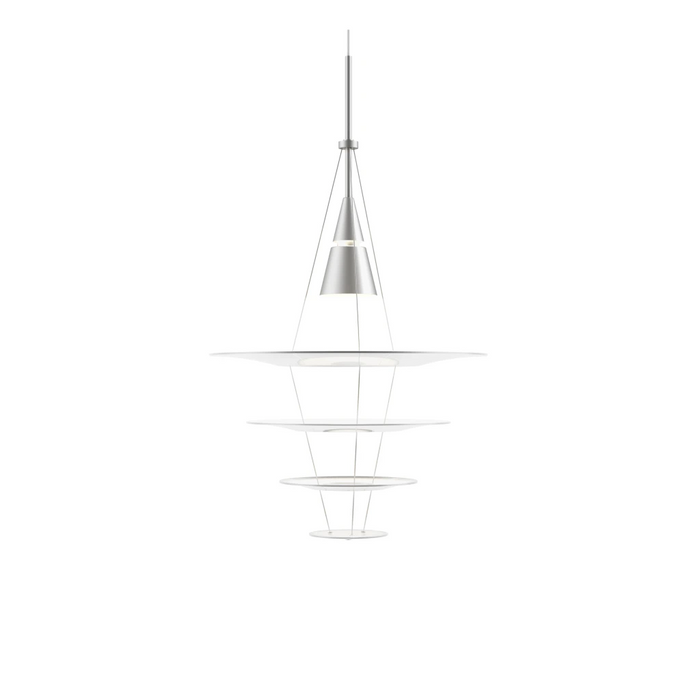 Enigma 425 Pendant Lamp White Lighting