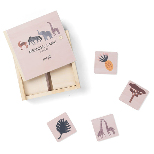Safari Memory game | Stock