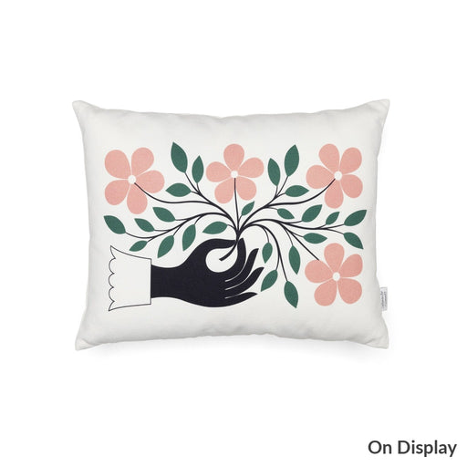 Graphic Print Pillows Hand Home Accessories