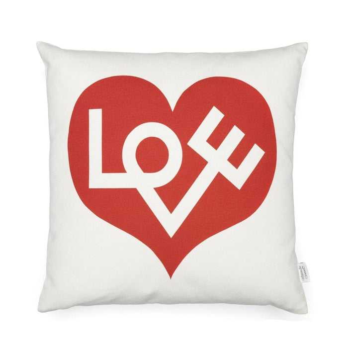 Graphic Print Pillows Love (Red) Home Accessories