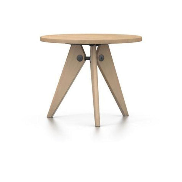 Gueridon Small / Natural Solid Oak Furniture