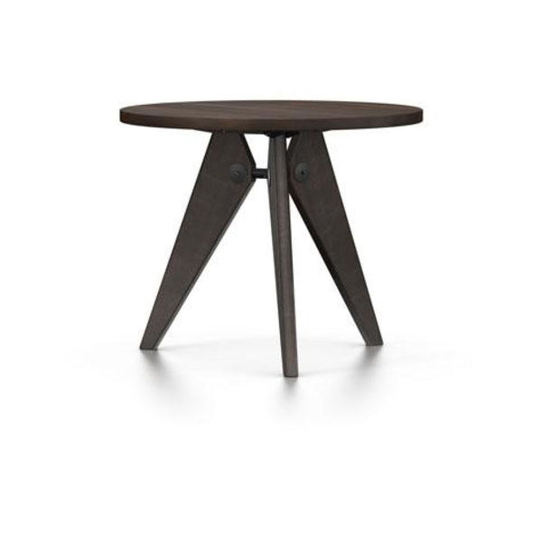 Gueridon Small / Smoked Solid Oak Furniture