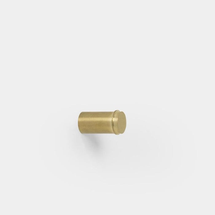 Hook Small / Brass Home Accessories