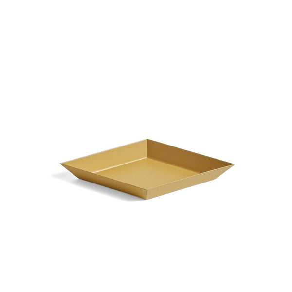 Kaleido Tray Xs / Light Amber Home Accessories