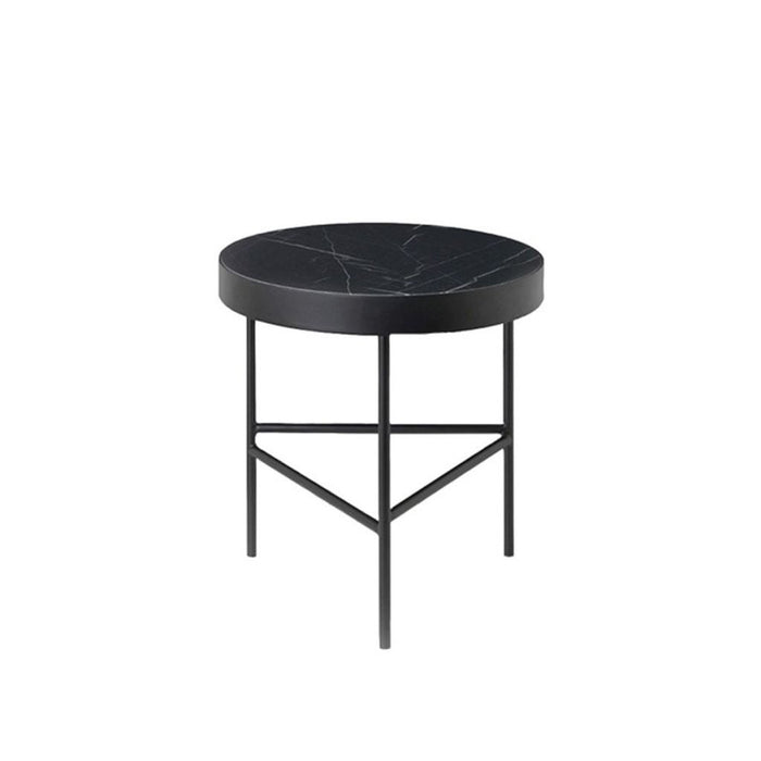 Marble Table Black Furniture