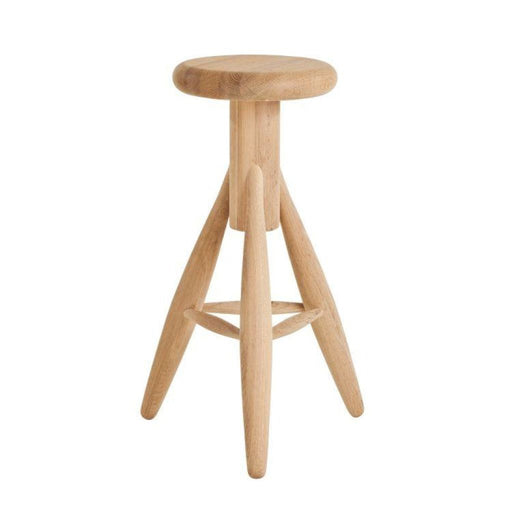 Rocket Bar Stool Oak Furniture