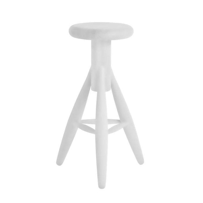 Rocket Bar Stool White Furniture