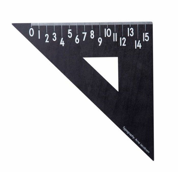 Triangle Ruler | Stock
