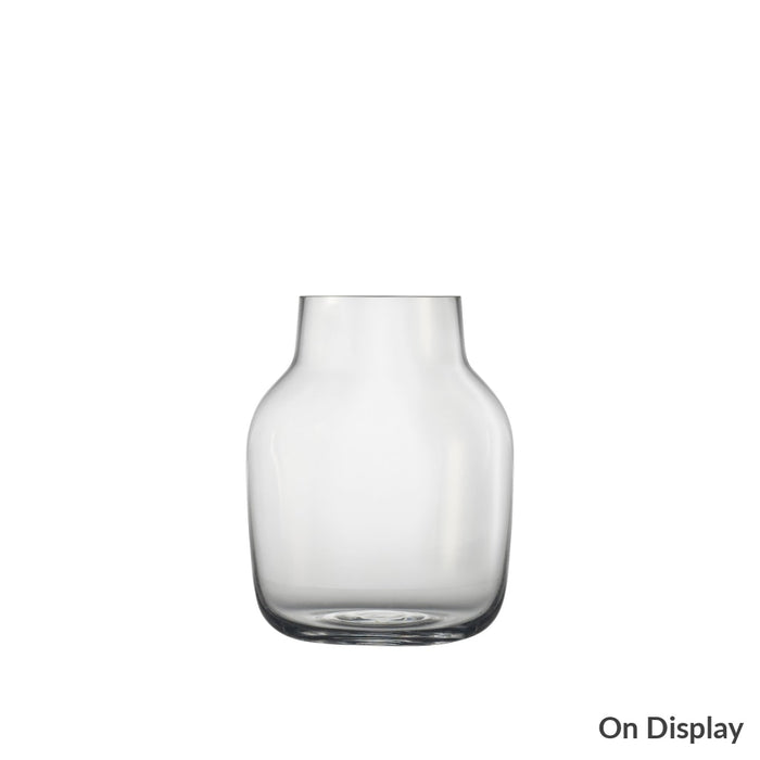 Silent Vase Large / Clear Home Accessories