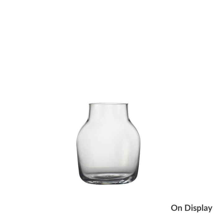 Silent Vase Small / Clear Home Accessories