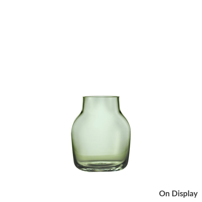 Silent Vase Small / Green Home Accessories