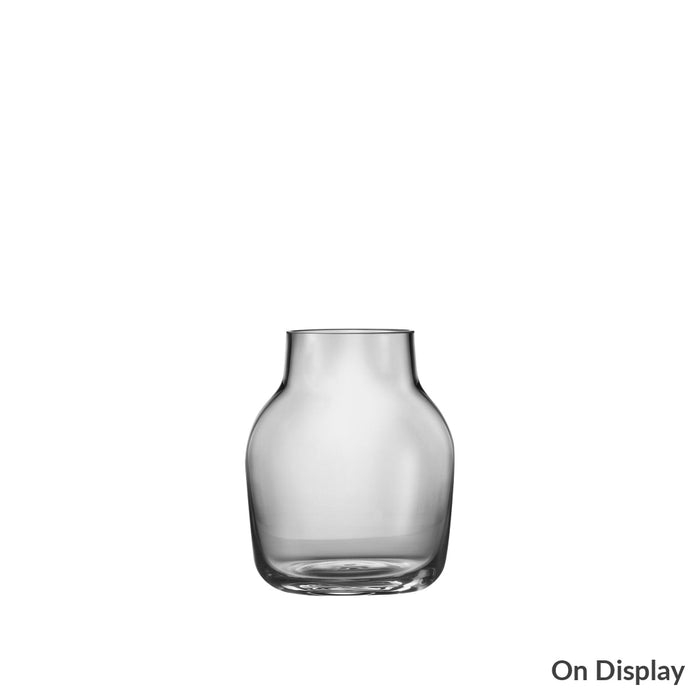 Silent Vase Small / Grey Home Accessories