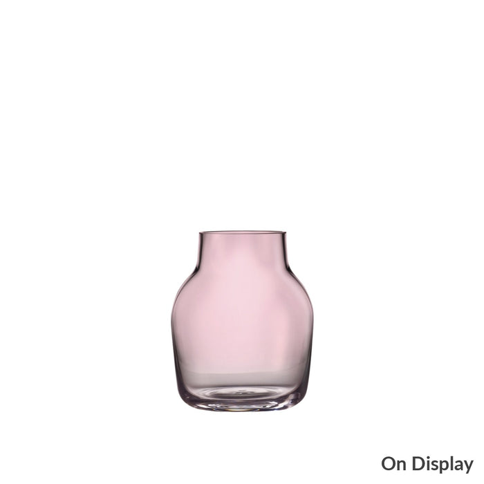 Silent Vase Small / Rose Home Accessories