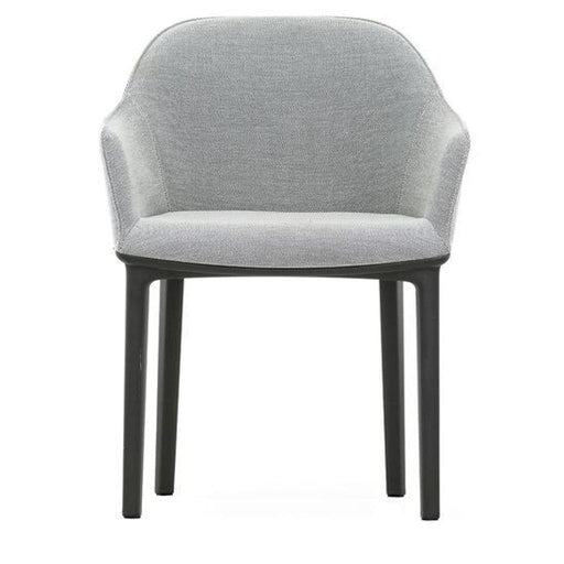 Softshell Chair - Four-Legged Basic Dark / Grey Furniture