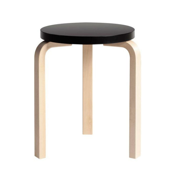 Stool 60 Black Furniture